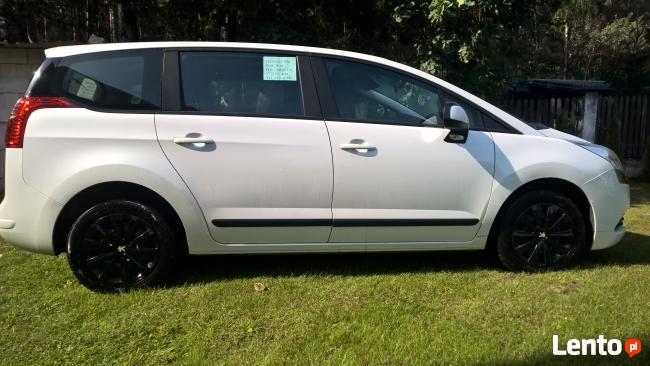 Do Sprzedania Peugeot 5008 7-osobowy