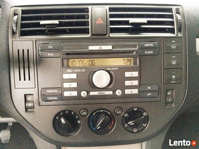 Ford C-MAX I 1.6 TDCi -moc 109PS/KLIMA/BEZWYPADKOWY/HAK