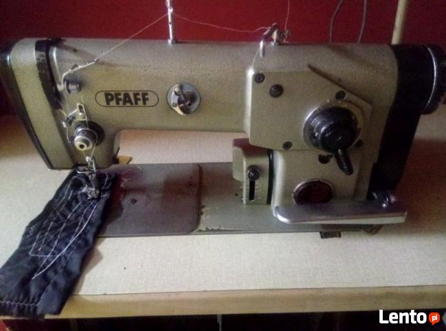 Maszyna do szycia MIKRO ZYGZAK PFAFF Stębnówka