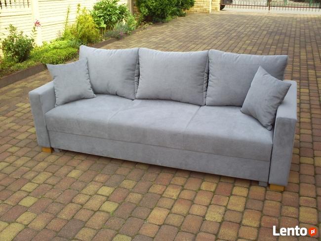 kanapa sofa 150cm szerokie spanie spr yny bonell producent. Black Bedroom Furniture Sets. Home Design Ideas