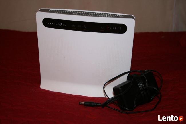 LTE 4G router huawei B593 internet mobilny aero2 bez simlock