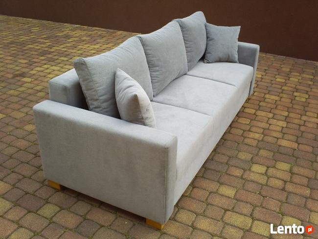 kanapa sofa 150cm szerokie spanie spr yny bonell. Black Bedroom Furniture Sets. Home Design Ideas