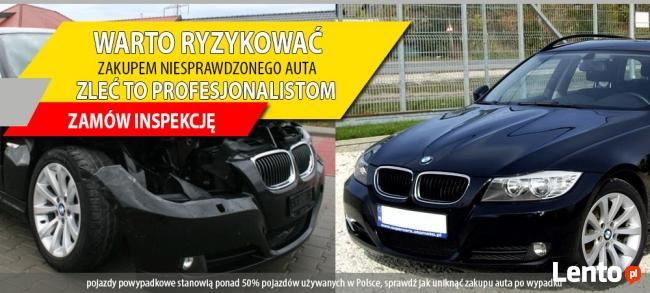 Sprawdzanie aut przed zakupem - cała Polska Moto-Zakup