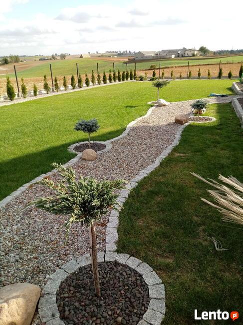 FIRMA usługi ogrodnicze ,,OGRODY-