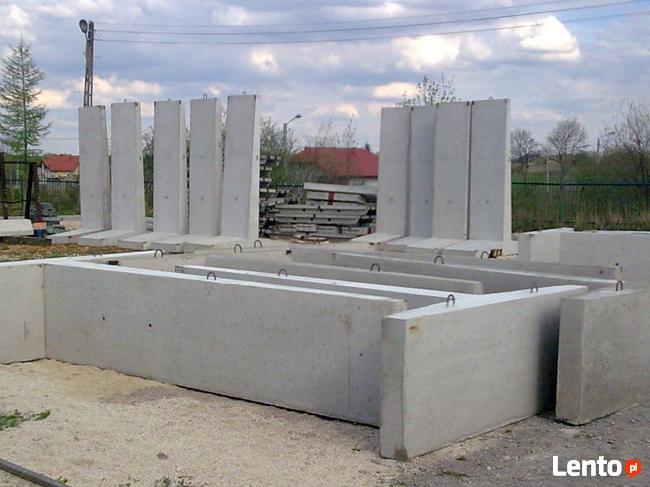 Korytko skrzynkowe z pokrywą Prefabrykaty Betonowe Marcin He