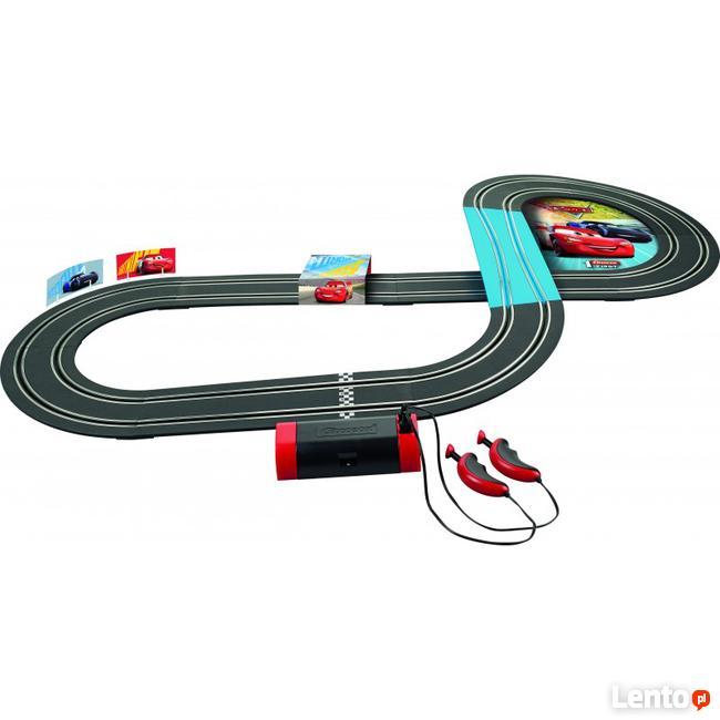 Disney Cars 63021 Tor wyścigowy Carrera