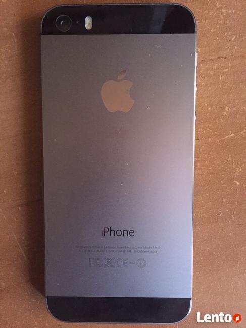 iPhone 5s 32GB, stan idealny!