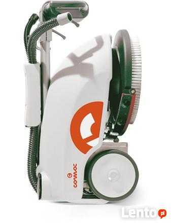 Maszyna do mycia posadzek Comac Vispa 35B, doczyszczanie