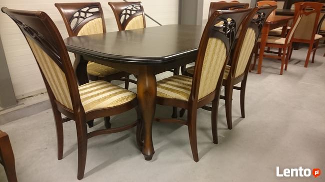 Krzesło tapicerowane do salonu restauracji Producent Nowe