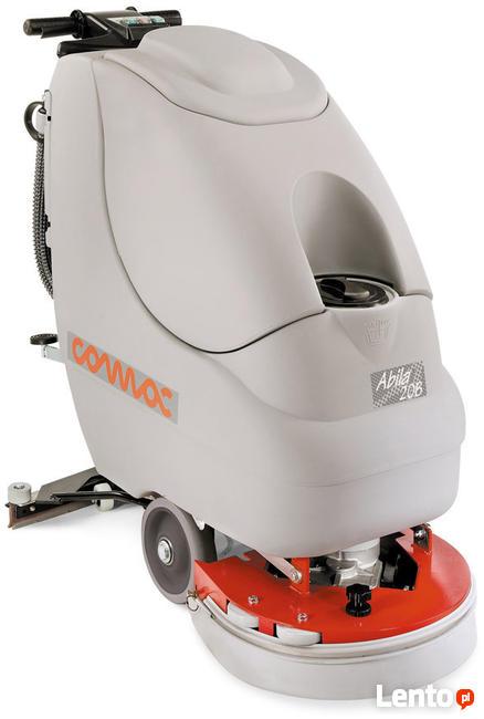 Maszyna do mycia, doczyszczania, sprzątania Comac Abila20B