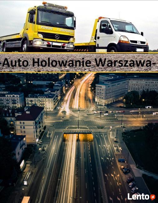 Pomoc Drogowa Ursynów Holowanie Ursynów Laweta Warszawa 24h