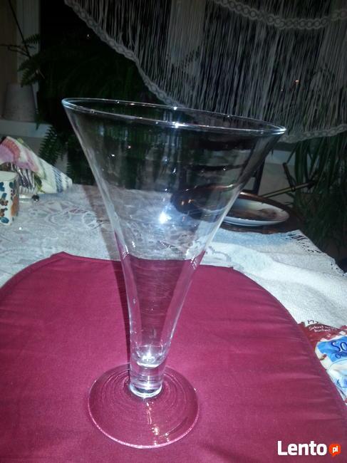 Wazon szklany