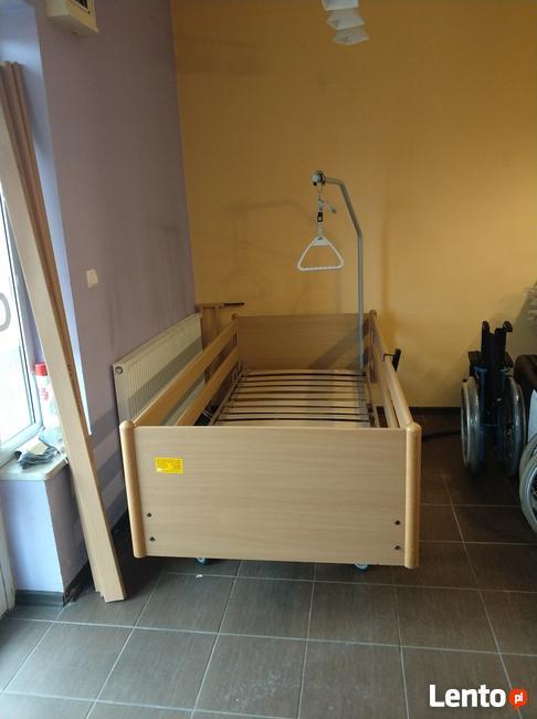 łóżko Rehabilitacyjne Elektryczne Używane Na Pilota Warszawa