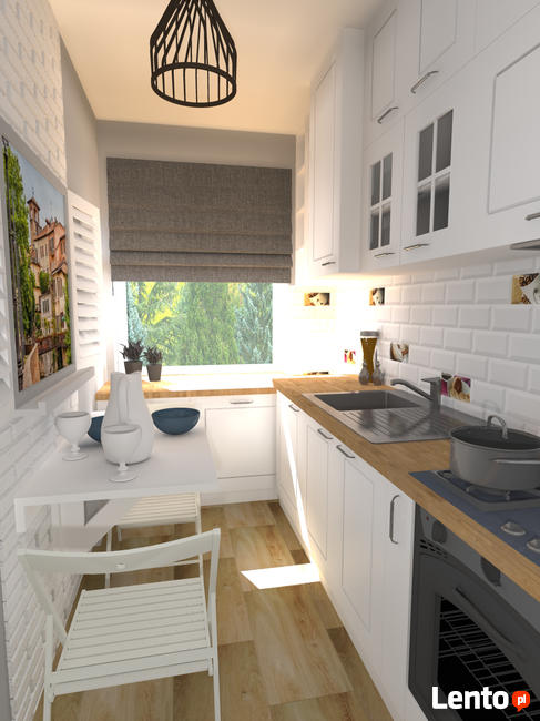 Projektowanie Wnętrzprojekt Kuchni łazienkiwizualizacje