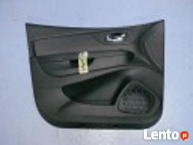 RENAULT CAPTUR - Tapicerka kompletna drzwi przednich lewych.