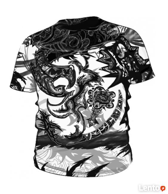 Koszulki T-shirty Patxgraphic z grafikami cała Polska