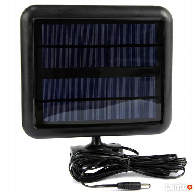 Lampa Solar 120LED.CZUJNIK RUCHU.Reflektor Solar.HALOGEN