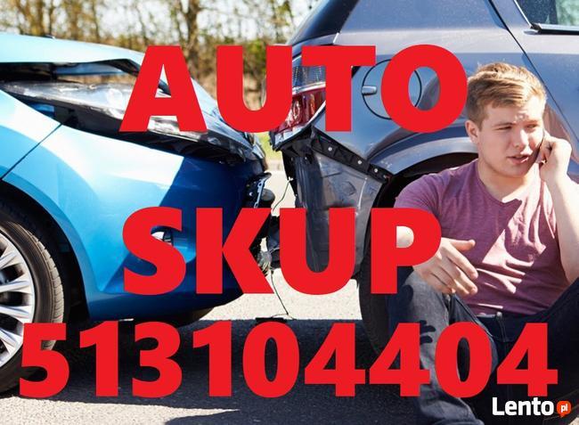 ✅Skup Aut Gdańsk 513104404 Gdynia Sopot Auto Szrot