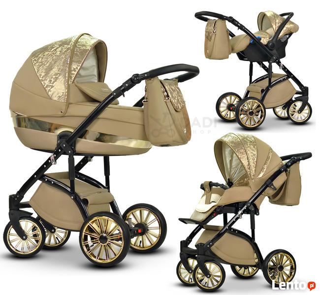 Wózki dziecięce Modo Mirage 3w1 Wiejar