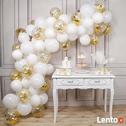 Dekoracje balonowe na urodziny, przyjęcia i wesela.