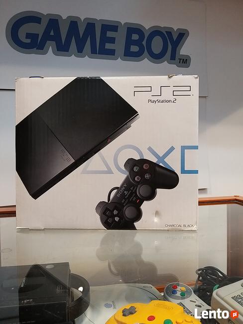 Konsola Playstation 2 w oryginalnym pudełku JAK NÓWKA!