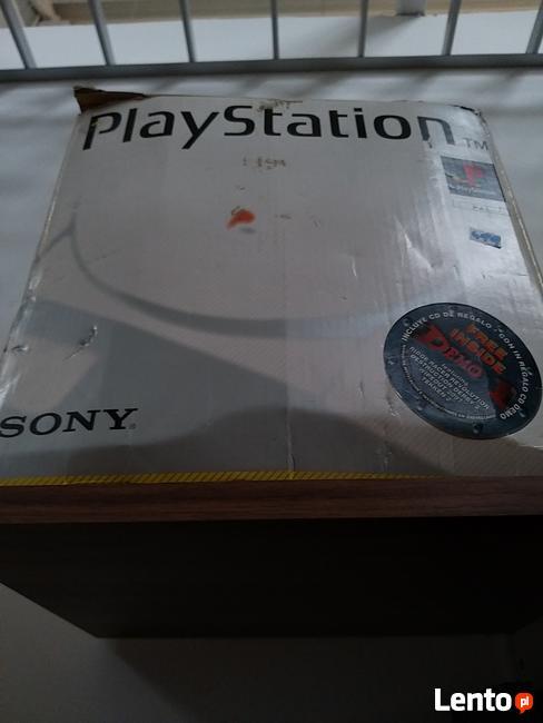 Playstation PSX w oryginalnym pudełku!