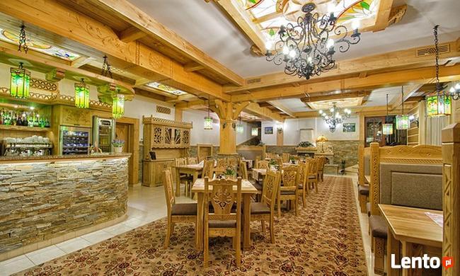 Voucher na pobyt w Hotelu Toporów w Białce Tatrzańskiej!