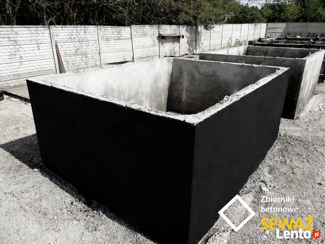 Olsztyn szambo betonowe 10m3 / szamba betonowe Olsztyn 10m3