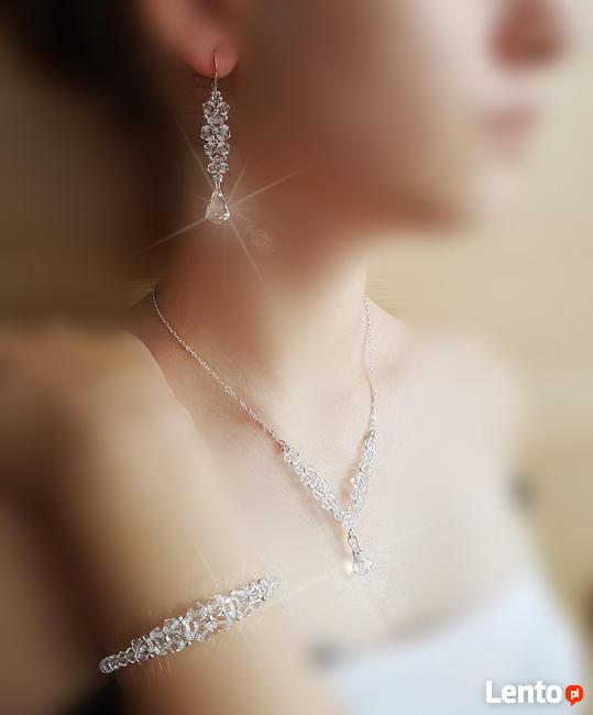 Biżuteria Ślubna Swarovski - rewelacja