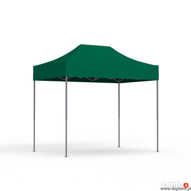 Namiot handlowy, ekspresowy, wykonany ze stali-stabilny 2x3m