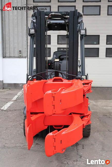 Używany wózek widłowy Linde H20 T Sprzedam PUPH Techtrans