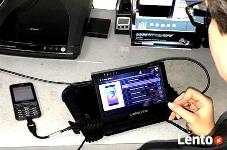 Wykrywanie podsłuchu w telefonach komórkowych