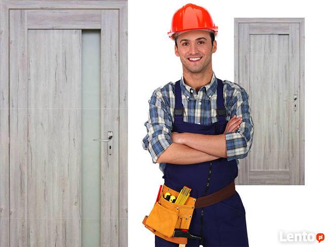 Drzwi wewnętrzne panelowe WINDOOR model LIMES PRODUCENT