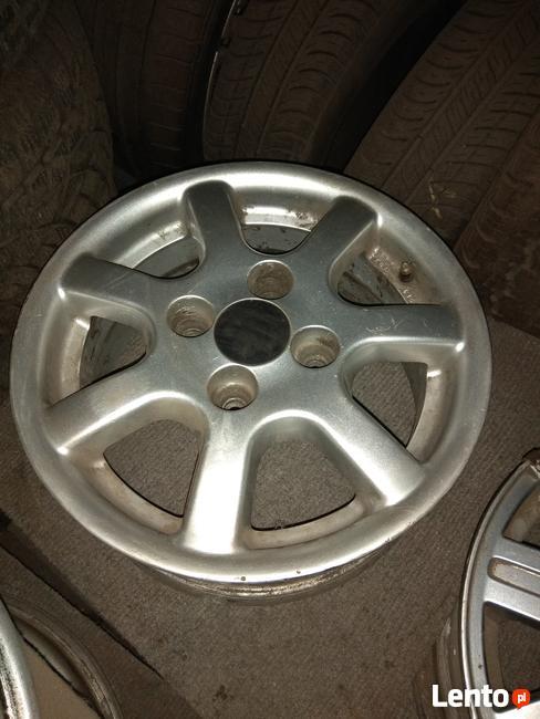 Wyprzedaż!!! Felgi aluminiowe 14 (237)