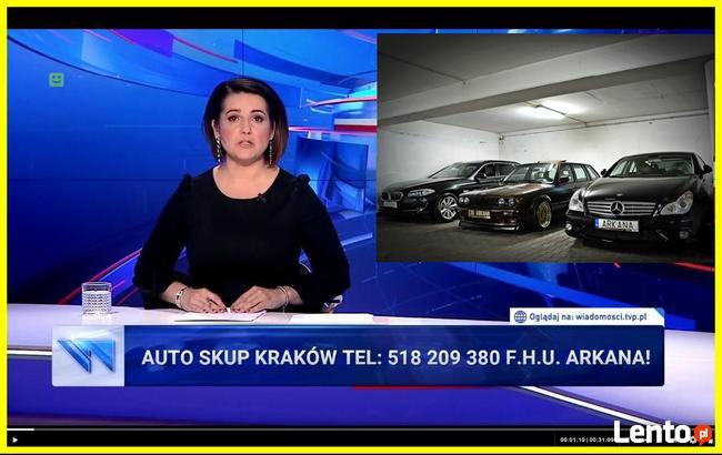 NAJLEPSZY www.autoskup.krakow.pl SKUP AUT KRAKÓW 518 209 380