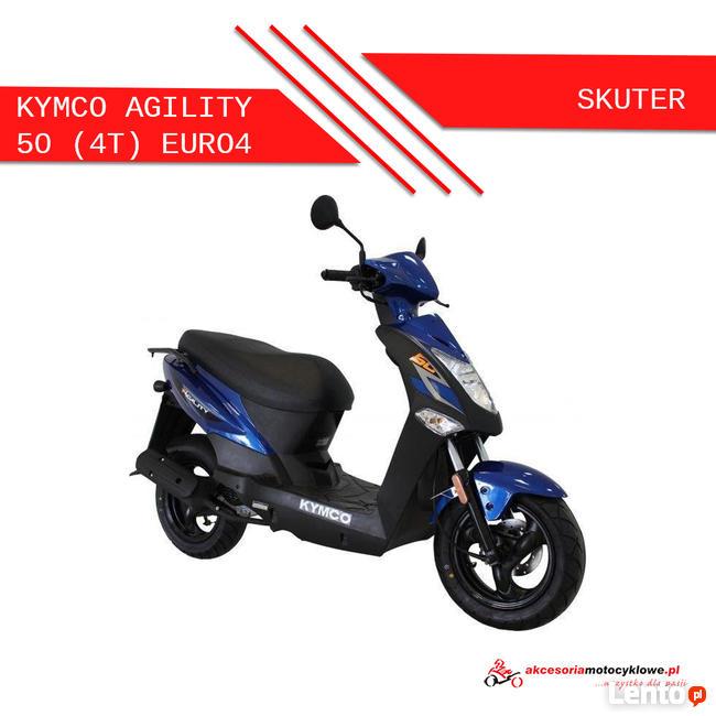 SKUTER KYMCO AGILITY 50 (4T) EURO4 - M&M MOTOCYKLE NOWY SĄCZ