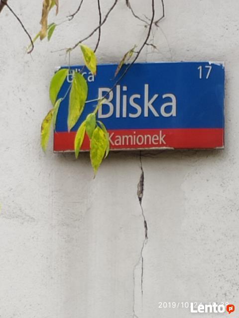 Mieszkanie Warszawa Praga-Południe, Kamionek, Bliska