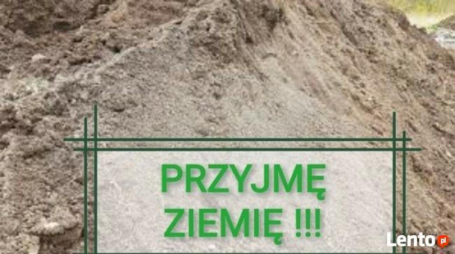 Przyjmę ZIEMIE, GRUZ na podwyższenie terenu- JASŁO