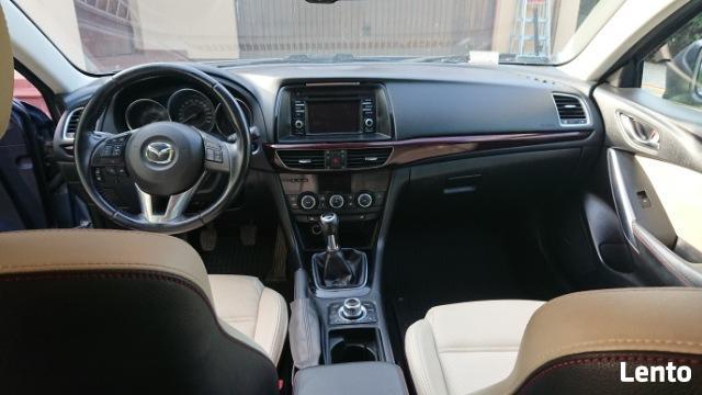Mazda 6 SkyActive, diesel, 2014 rok, 166 tys, 175KM