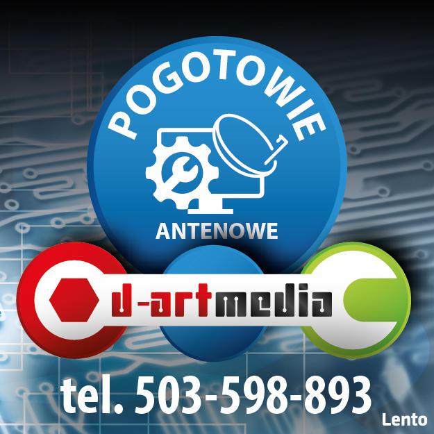 Pogotowie antenowe 24H | Pogotowie komputerowe | d-art media