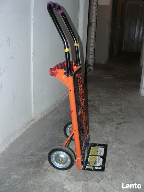 Wózek transportowy wynajem 10zł/doba remont wozek transport