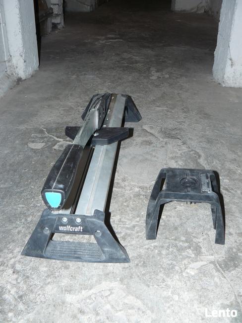Gilotyna do cięcia paneli wynajem 15/doba narzedzie panele