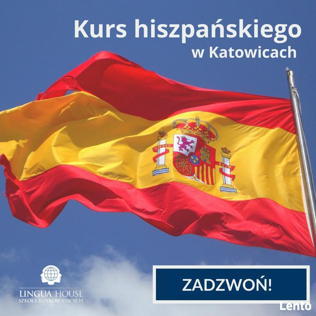 Lektor HISZPAŃSKEIGO OD ZARAZ_Katowice