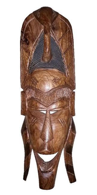 Maska afrykańska średnia