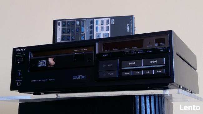 Odtwarzacz CD Sony CDP-101