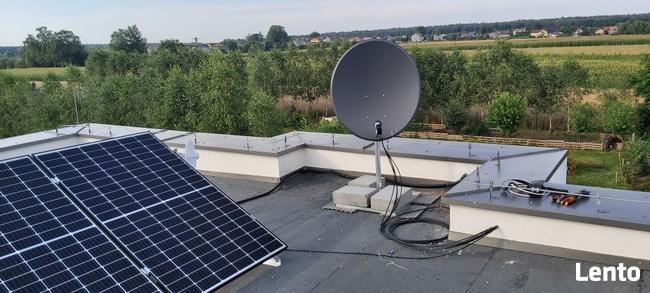 Monitoring, domofony, instalacje, RTV SAT DVBT DVBC, Elektryk