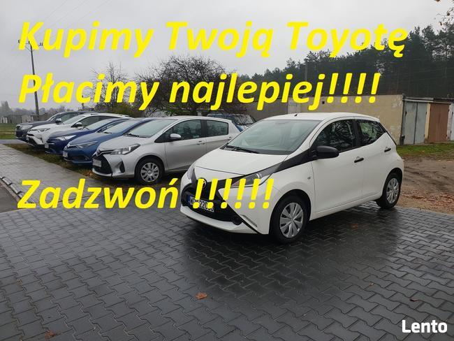 Skup Toyota Kupię Każdą Toyotę