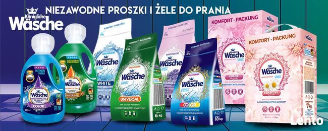 Konigliche Wasche, Milwa wyłączny dystrybutor na Polskę