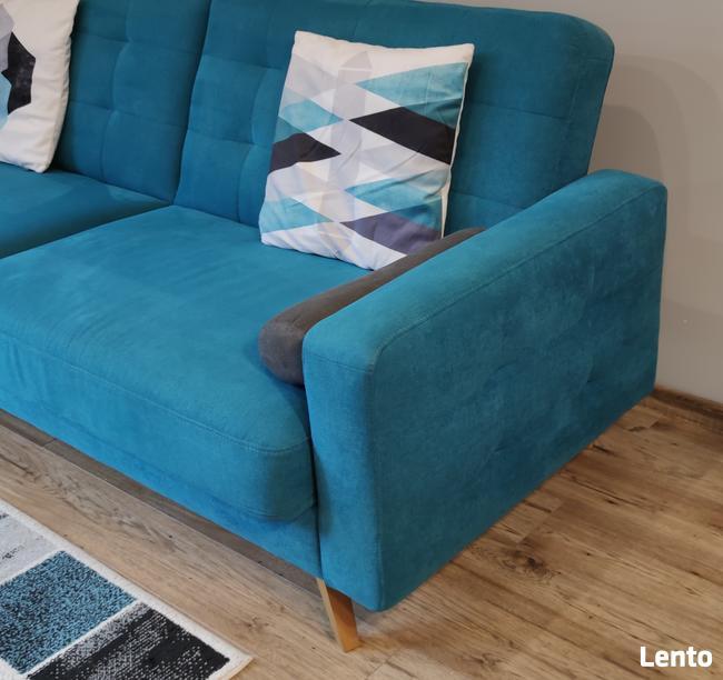 Kanapa, sofa, fotel Sweetsit NAPPA - komplet mebli + wyposaż
