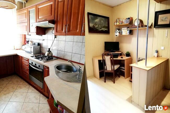Mieszkanie 3 pokojowe na Gocławiu.
